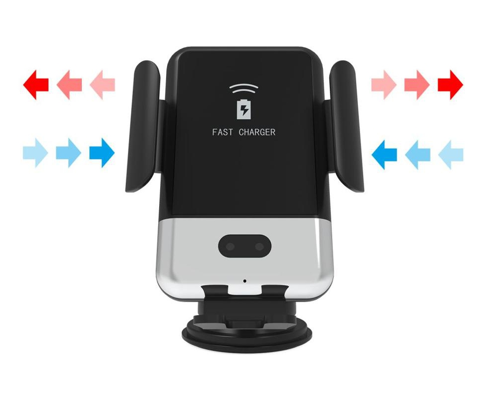 D2 2019 new arrivals 10watt Wireless Car Charger